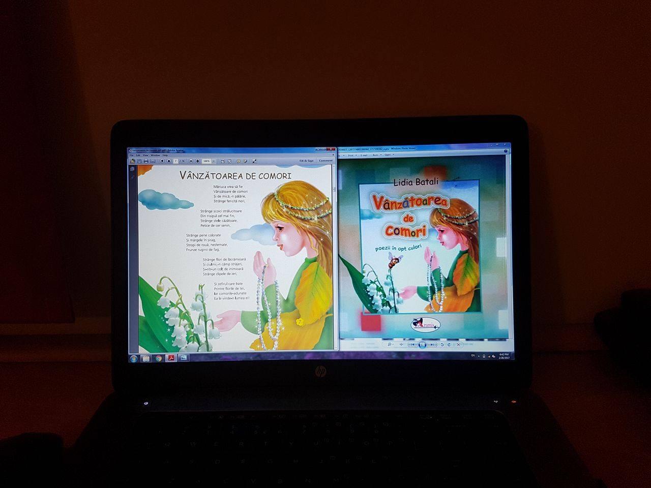 Vânzătoarea de comori, o carte pentru copii ce nu trebuie să vă lipsească din bibliotecă