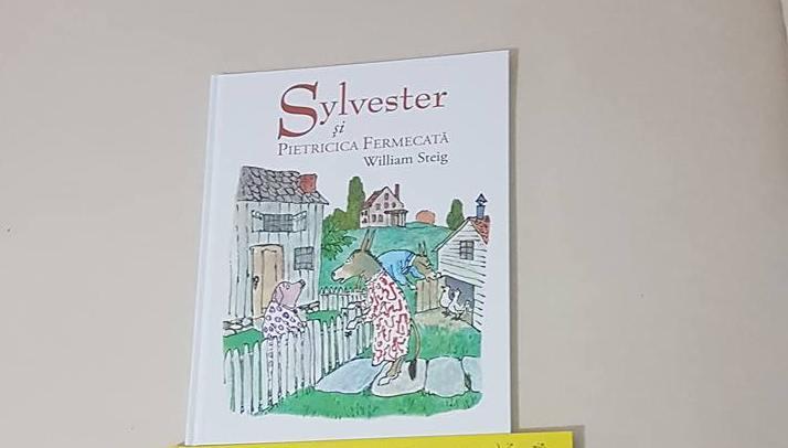 Sylvester și pietricica fermecată, de William Steig