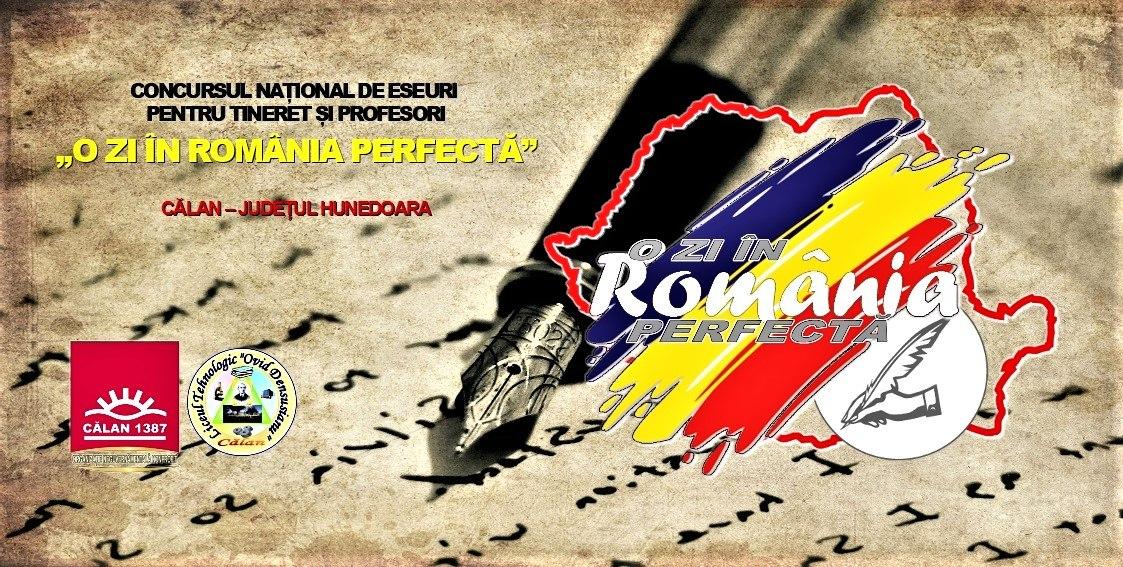Eseurile mele preferate din concursul O zi în România Perfectă