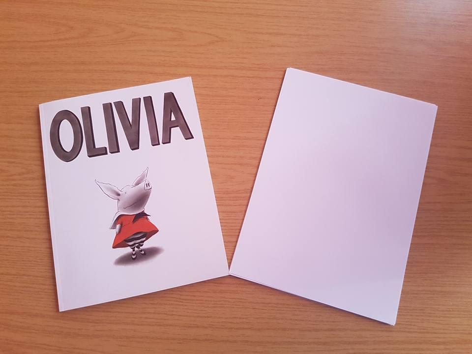 Olivia, de Ian Falconer – povestea purcelușei curioase