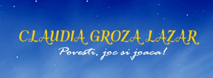 5 cărți de Claudia Groza pentru preșcolarii mici