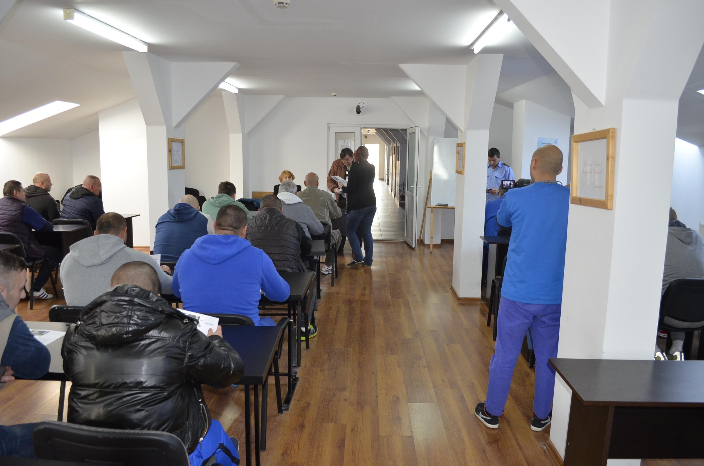Un an de întâlniri lunare cu scriitori români contemporani la Penitenciarul Timișoara
