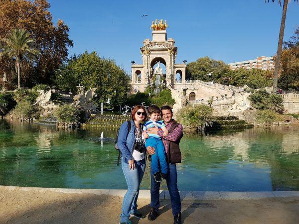 Barcelona Parc Ciutadella