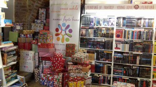 Numai Fapte Bune la libraria La Doua Bufnite