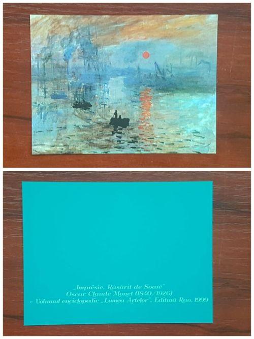 ColectionariiArta_ClaudiaMuntean_ImpresieRasaritSoare_Monet