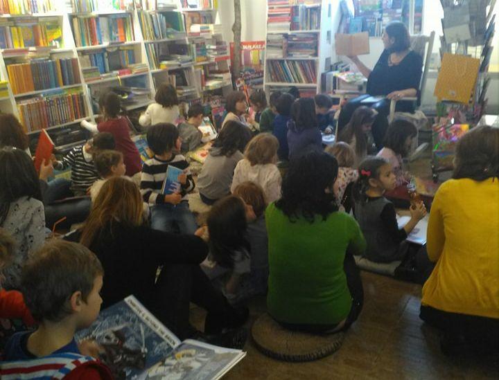 Sunt mândră: în ce privește lectura, fac bine ceea ce fac! Concluzii după Duminica poveștilor la Bufnițe #9