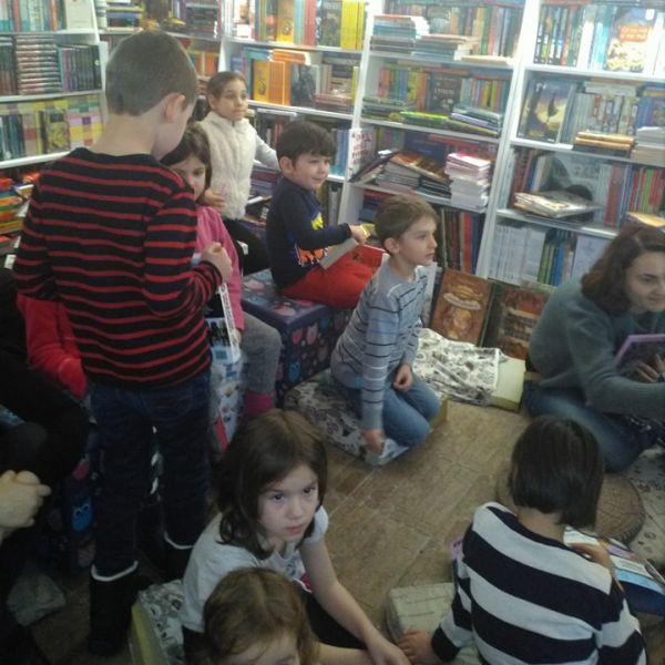 Duminica poveștilor la Bufnițe #9