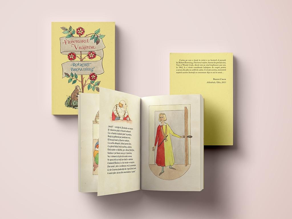 Fluierarul vrăjitor – o poveste versificată despre importanța îndeplinirii promisiunilor