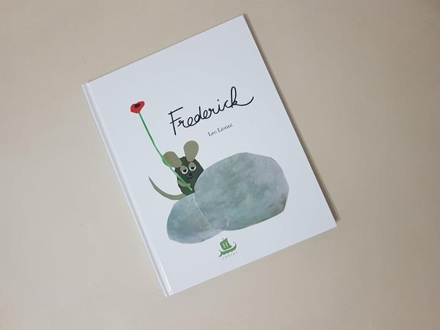 Frederick – cartea pentru copii despre importanța individului în comunitatea din care face parte