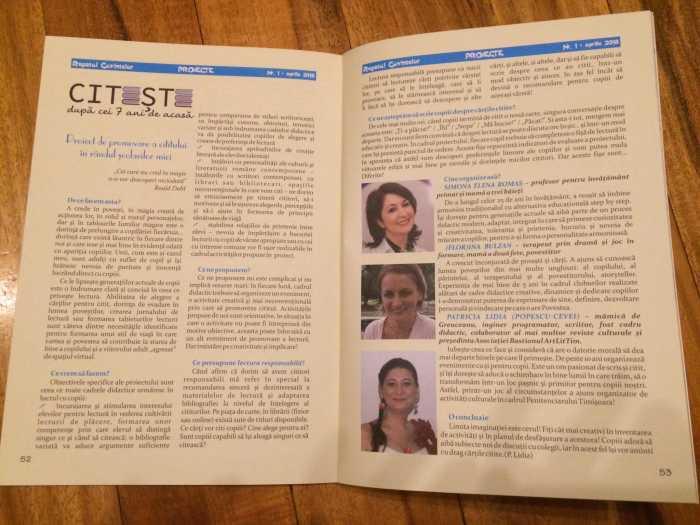 Regatul cuvintelor - revista de cultura pentru copii