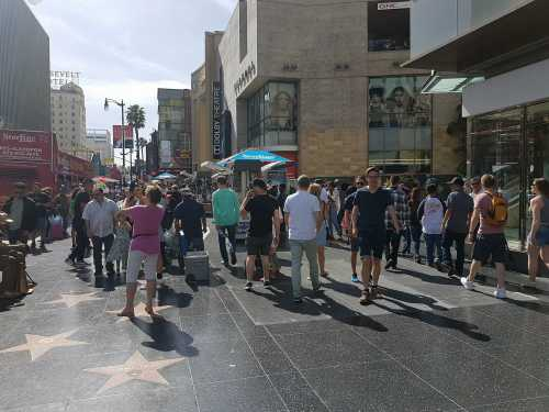 Walk of Fame, Hollywood, Los Angeles