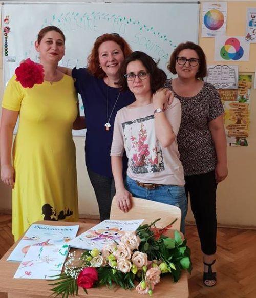 Andreea Iatagan, Ploaia curcubeu și Spiridușii luminii la Timișoara