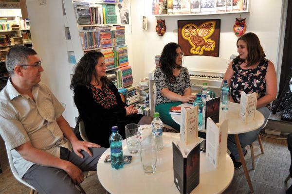 Cu Anca Zaharia, Daniela Silindean si Mihai Ignat la La Două Bufniţe