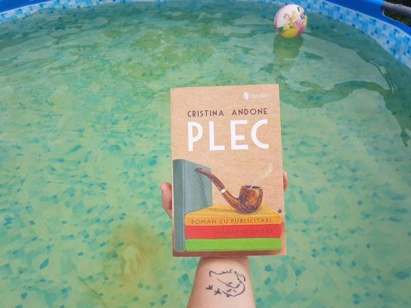 Plec, de Cristina Antone (Editura Univers)