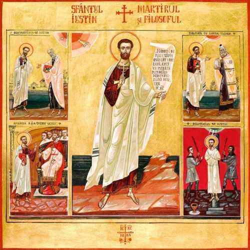 Sfantul Iustin Filosoful si Martirul