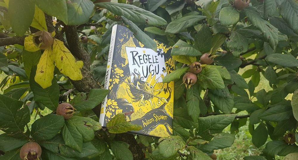 Regele Ugu – o super carte de aventuri pentru micii cititori!