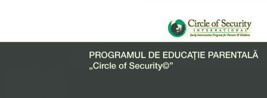 Cercul siguranței – program de educație parentală
