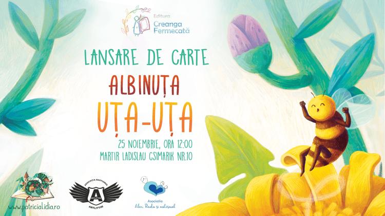 Albinuța Uța-Uța - invitatie