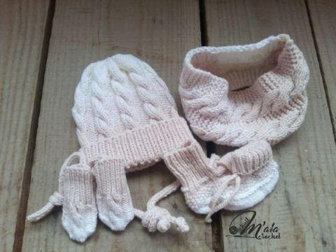 M'Aratric - Hăinuțe tricotate și croşetate