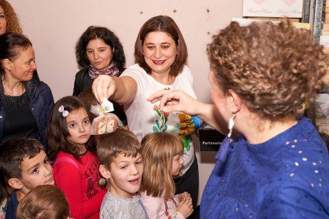 Lansarea cărții Albinuța Uța-Uța