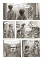 Spune-mi Eli deDan Ungureanu – o nuvelă grafică zguduitoare despre abandon, izolare, abuzuri și consecințelor acestora