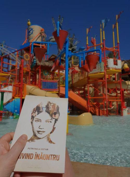 Privind înăuntru de Petronela Rotar (Editura Herg Benet)