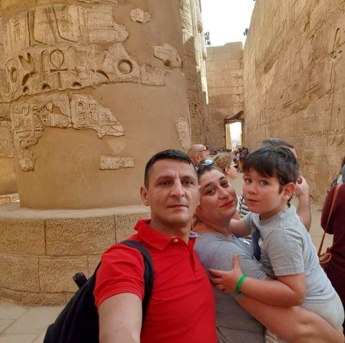 Templul Karnak, Egipt