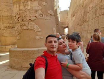Ce-am mai făcut prin Egipt când nu am stat cu burta la soare? Excursii!