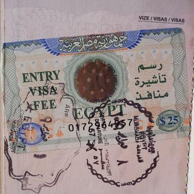 Viza Egipt