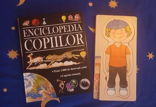 Enciclopedia copiilor (Editura Aquila)