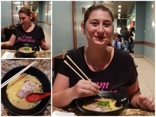 supă japoneză ramen