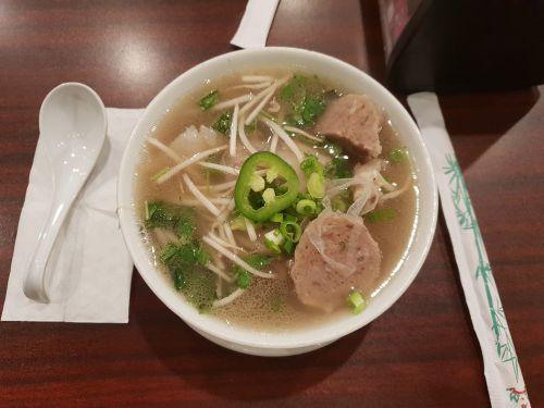 supă vietnameză pho