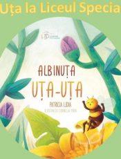 Cu Albinuța Uța-Uța la Liceul Special Iris din Timișoara
