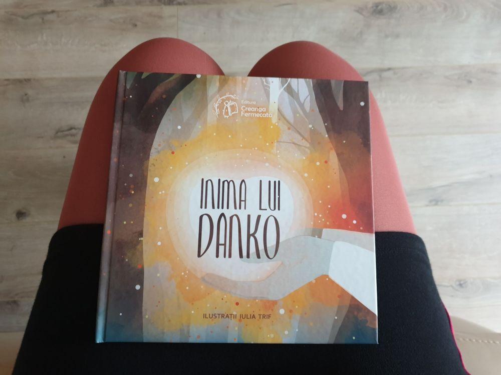Inima lui Danko de Ileana Vasilescu