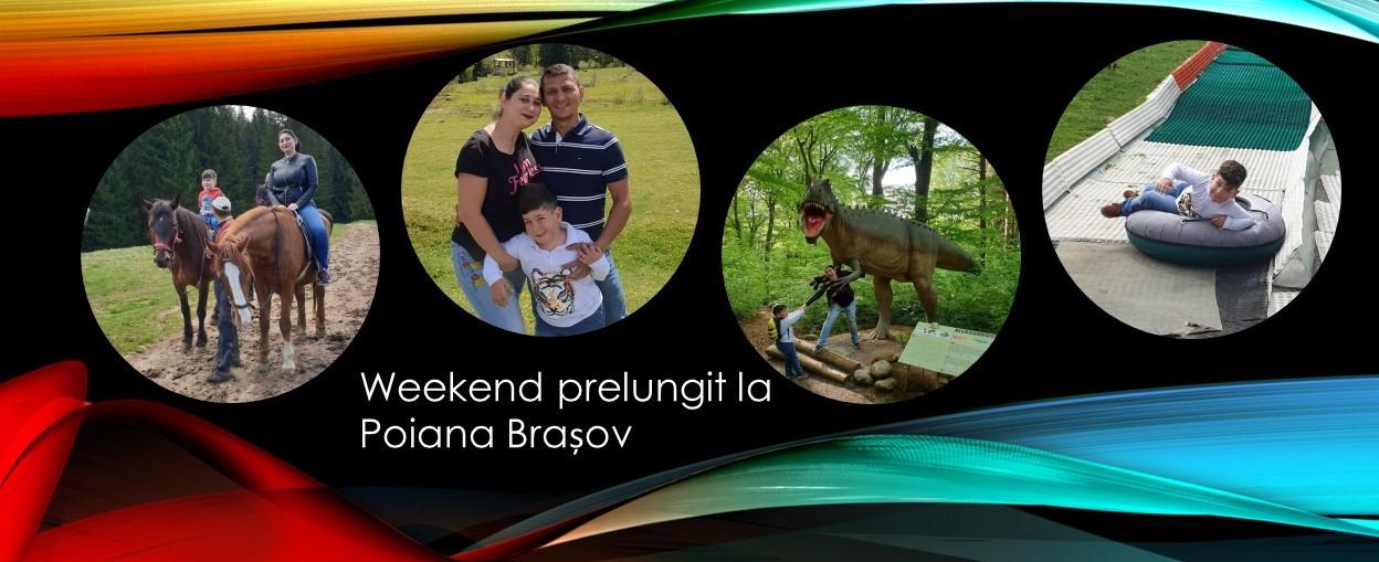 Weekend prelungit la Poiana Brașov