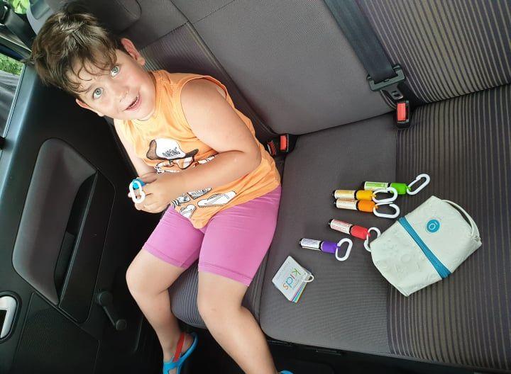 Kitul de uleiuri esentiale Kids de la doTerra
