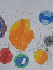 Cum ajutăm copiii să învețe despre Planete și Univers?