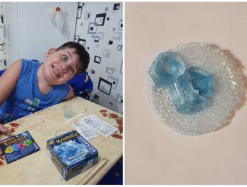 Cum învățăm copiii despre cristale