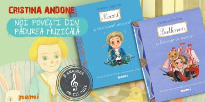 Concurs pentru copii cu premii în cărți!