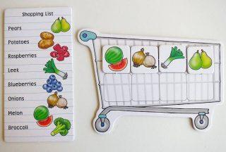 lista de cumpărături