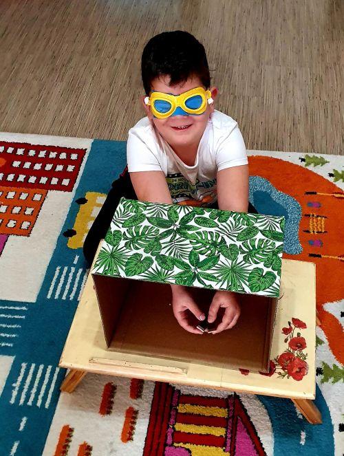 joc din carton