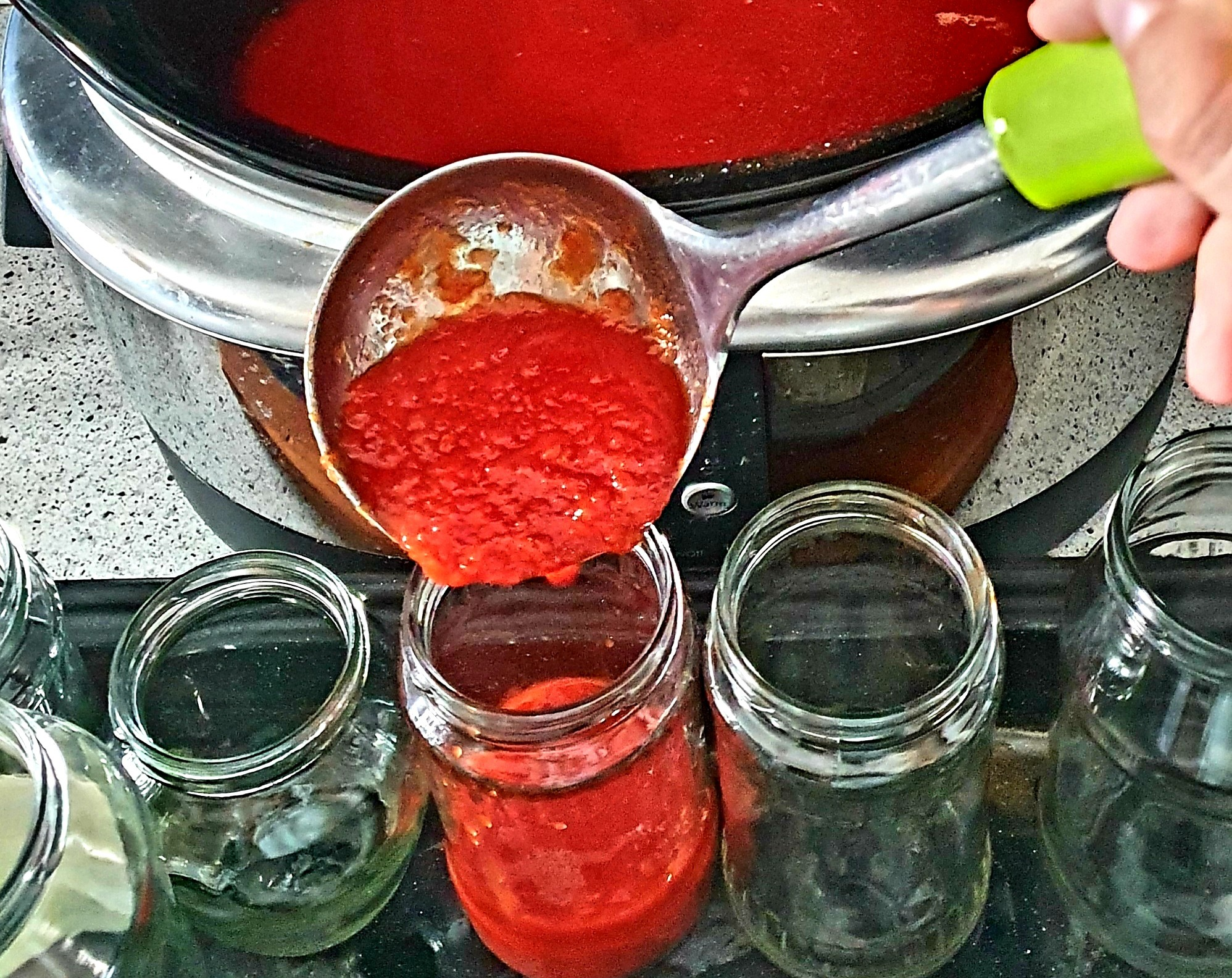 ketchup la slowcooker