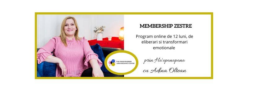 Membership Zestre agenda planner