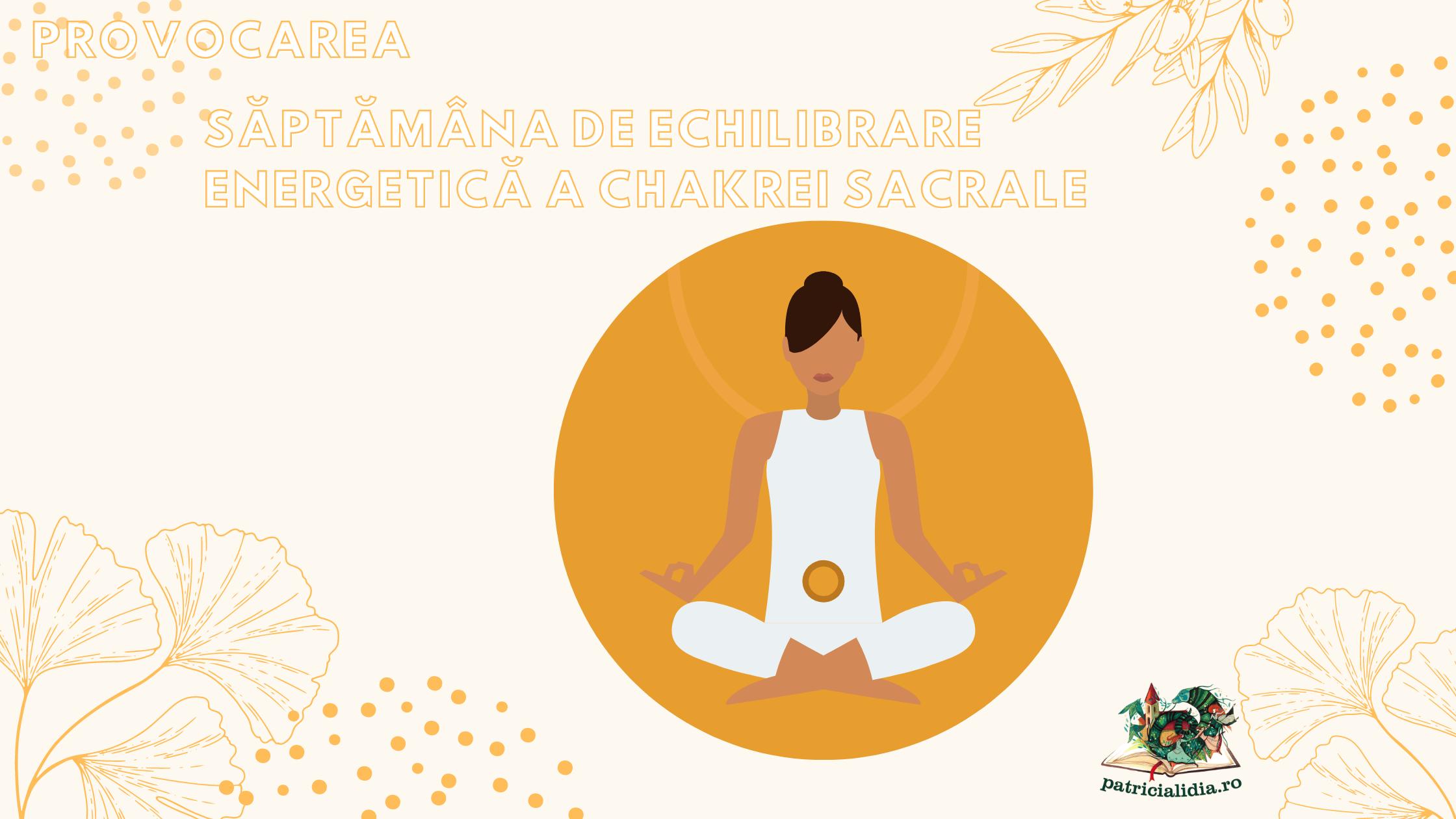 chakra sacrală